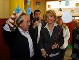El nuevo colegio de Algete homenajea al soldado muerto en el Líbano en 2007