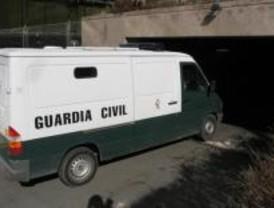 La Guardia Civil detiene a un atracador que actuaba en el sur de Madrid