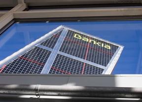 El FROB saca a la venta un 7,5% de Bankia