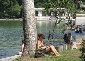 Una nueva ola de calor mantiene en alerta a Madrid