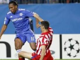 2-2. Drogba elimina de la Liga de Campeones a un buen Atlético