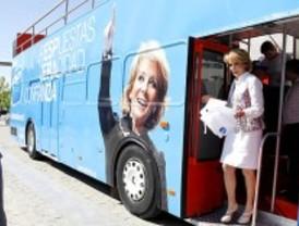 Aguirre propone subastar suelo público entre las empresas que quieran instalarse en Madrid