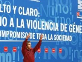 Madrid se vuelca contra la violencia de género
