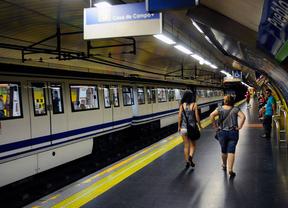 La línea 5 de metro recupera la normalidad tras tres horas sin circulación