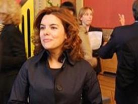 Soraya Sáenz de Santamaría da a luz a su primer hijo