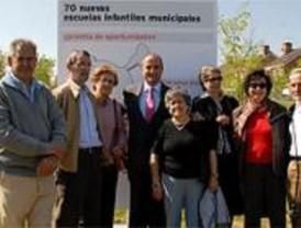 Sebastián promete 70 escuelas infantiles en los 21 distritos