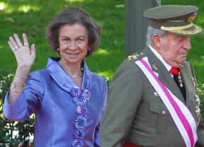 Los Reyes ofrecerán un almuerzo de despedida con Rajoy, Posada y García-Escudero