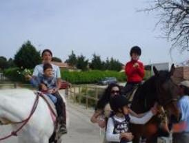 La equitación como terapia