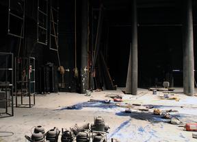 El PSOE denuncia el abandono del Teatro de Madrid