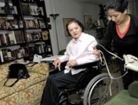 La ayuda a domicilio atiende a 48.000 mayores