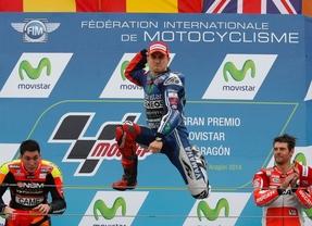 Triunfo de Lorenzo, caídas de Márquez y Pedrosa...y Rossi al hospital