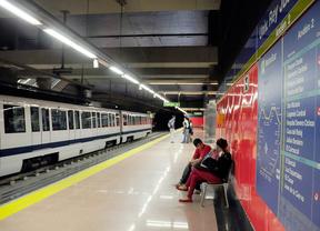 Estación Universidad Rey Juan Carlos de Metrosur.