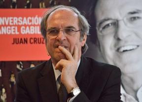 Presentación del libro de Juan Cruz 'Conversaciones con Ángel Gabilondo: La libertad de elegir