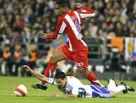 El Atlético pierde ante el Zaragoza