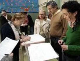 El Samur atiende diez incidencias en colegios electorales