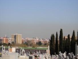 Madrid suspende en contaminación en el primer semestre