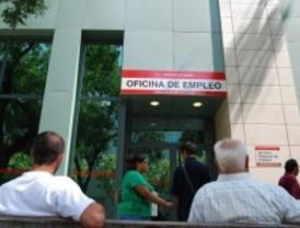 Madrid registra 1.175 parados más en julio