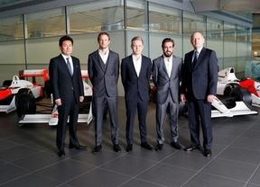 Alonso retorna a McLaren compartiendo equipo con Button