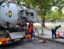 La limpieza invisible de Madrid