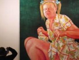 Ideas para el arte en España empapelan el stand en ARCO del Ministerio de Cultura