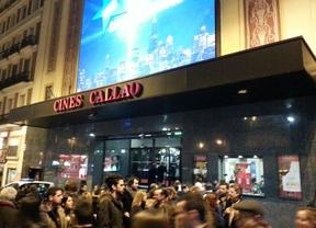 Los cines Callao ofrecen catering durante sus proyecciones