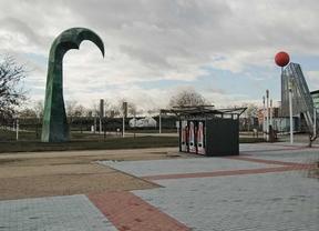 Barajas propone convertir el parque Juan Carlos I en BIC