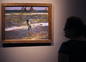 Cibeles abre las puertas a Sorolla, Goya, Picasso o Dalí