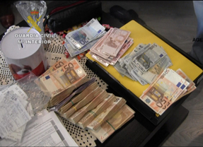 42 detenidos por estafar más de 2 millones a Hacienda