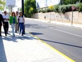 Nuevo acceso para Fuente Cisneros en Alcorcón