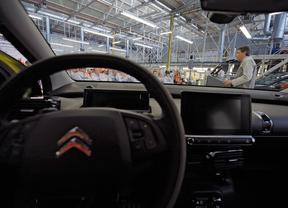 La planta de Peugeot de Villaverde construirá en exclusiva en Citröen Cactus