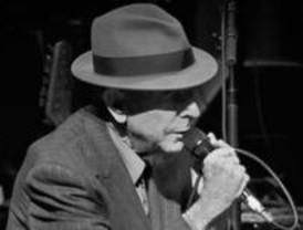 Leonard Cohen actuará en el Palacio de los Deportes el 12 de septiembre