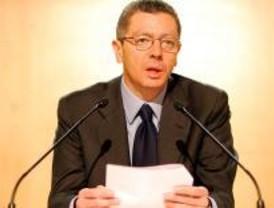 Gallardón reprocha a Zapatero que ocultara la crisis