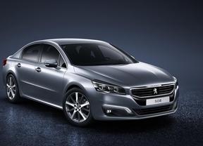 Peugeot 508, un paso adelante