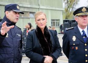 Cristina Cifuentes, delegada del Gobierno en Madrid (archivo)