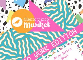 Ciento y Pico Market, un mercadillo 'hecho a mano' en Madrid