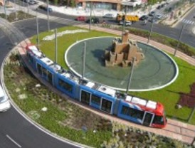 Metro Ligero Oeste recibe un premio a la mejor iniciativa mundial