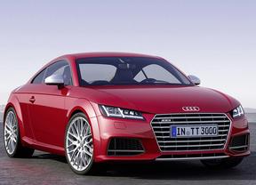 Audi TT y TTS, deportividad tecnológica