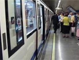 Avería en línea 1 de Metro entre Tetuán y Cuatro Caminos