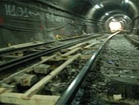 La línea 2 de Metro estará cortada en Semana Santa por un socavón