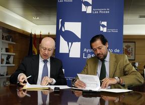 José Ignacio Fernández y Antonio Carrasco