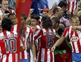 El Atlético de Madrid estará en la 'Champions' 11 años después