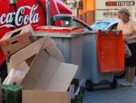 Los 'buscadores de basura' se libran de las multas si no hay fines lucrativos