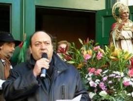 La romería de San Blas tuvo a Constantino Mediavilla como pregonero