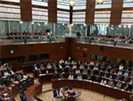 Ausencia de indignados en la Asamblea