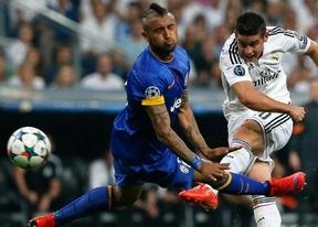 El Real Madrid se despide de la Champions tras empatar con la Juventus