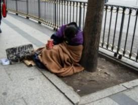 Madrid destina 1,82 millones a los 'sin techo'