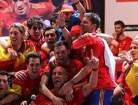La selección española de fútbol, Premio Príncipe de Asturias de los Deportes