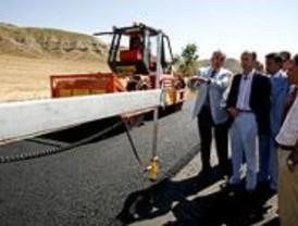 Un total de 179 kilómetros de carreteras van a ser asfaltados