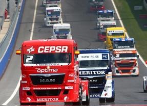 El madrileño Antonio Albacete, entre los favoritos del europeo de camiones