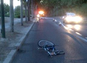 Libertad con cargos para el conductor fugado tras atropellar a un ciclista